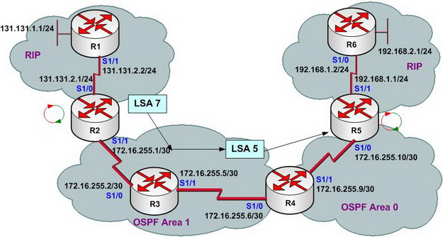 ospf configuration commands step by step pdf