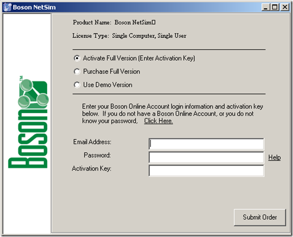 Boson netsim for ccnp 8.0