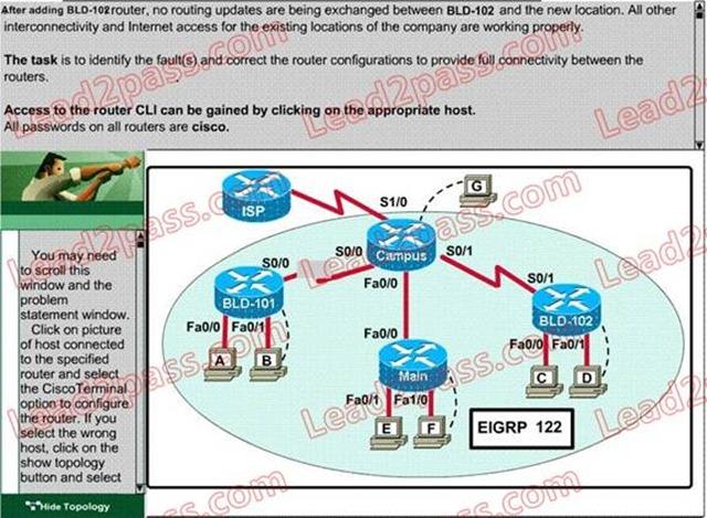 Lead2pass CCNA 640-802 v12.05-562 Q&As